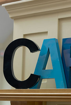 Project Inspiration: Personalised 3D Letters