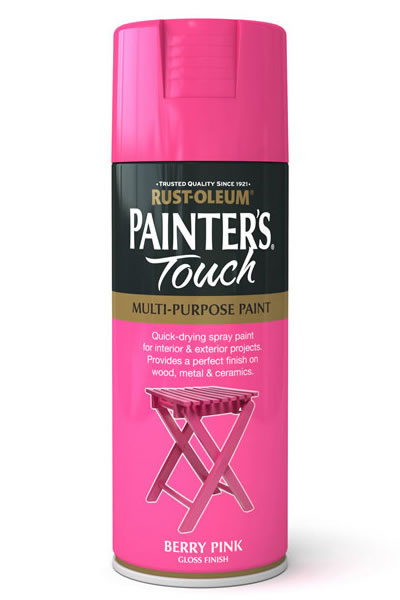Painter's Touch Berry Pink