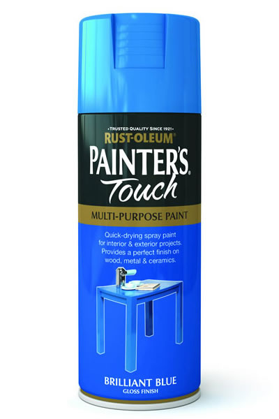Painter's Touch Brilliant Blue
