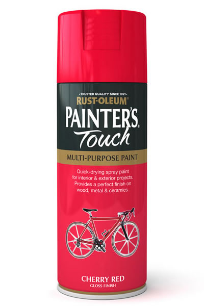 Painter's Touch Cherry Red