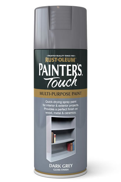 Painter's Touch Dark Grey