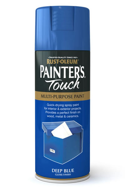 Painter's Touch Deep Blue