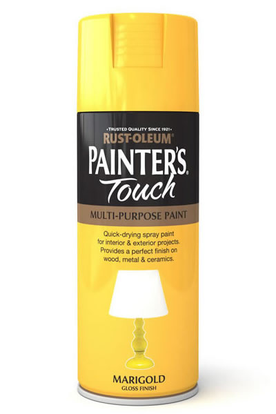 Painter's Touch Marigold