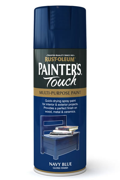 Painter's Touch Navy Blue