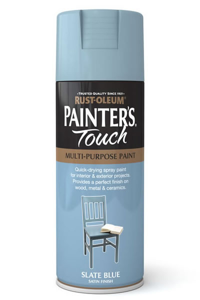 Painter's Touch Slate Blue