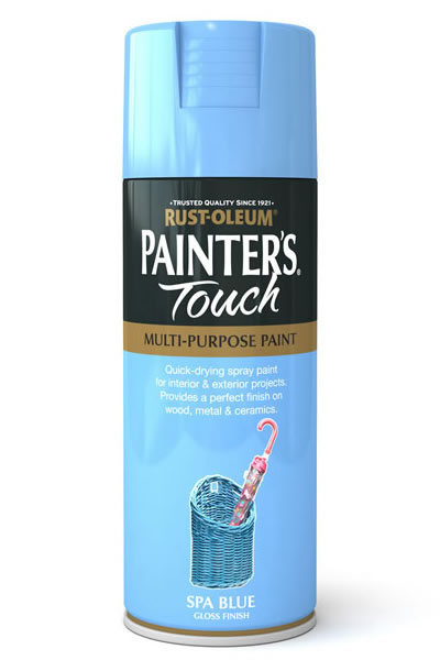 Painter's Touch Spa Blue