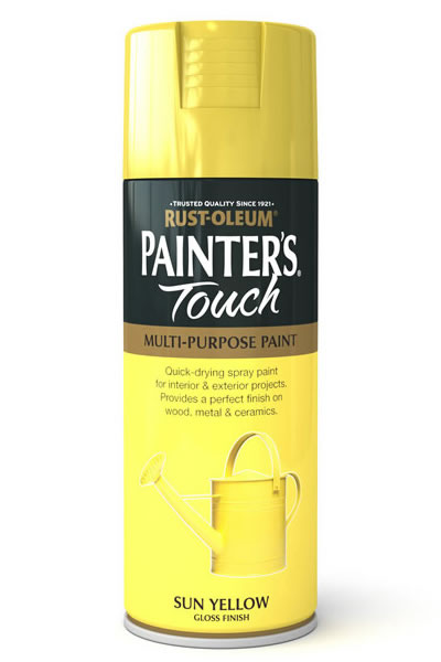 Painter's Touch Sun Yellow