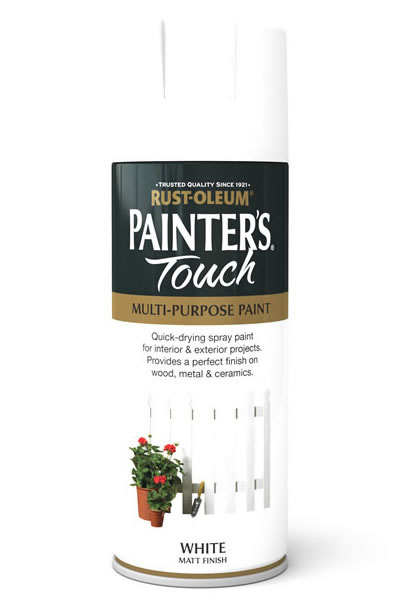 Painter's Touch White Matt