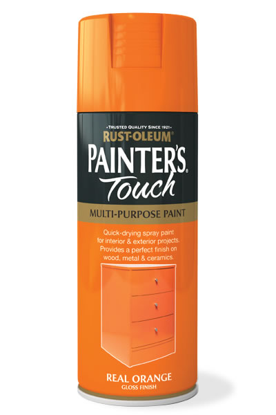 Painter's Touch Real Orange