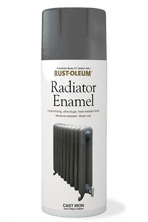 Radiator Enamel Cast Iron