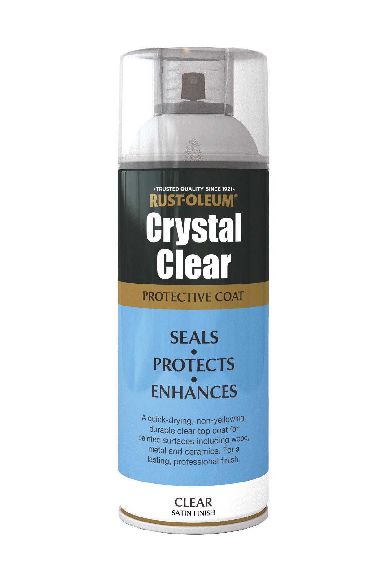 Crystal Clear 400ml
