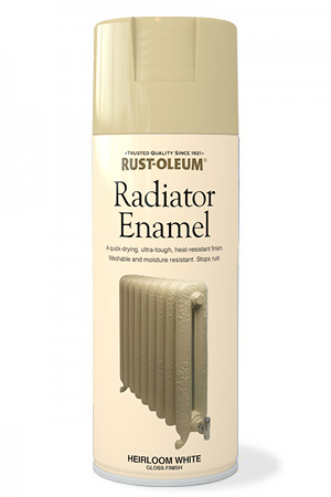 Radiator Enamel Heirloom White