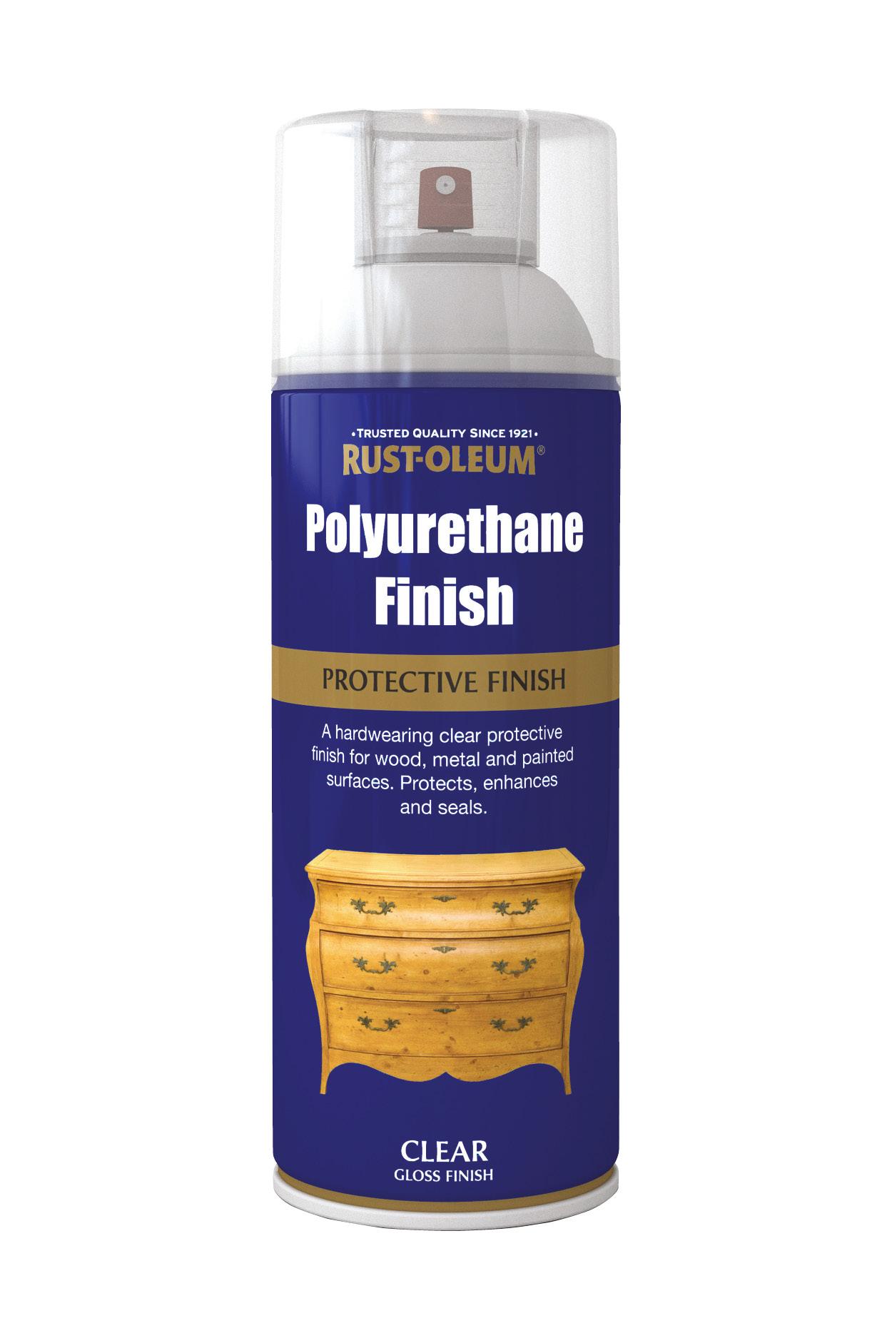 Polyurethane Finish 400ml