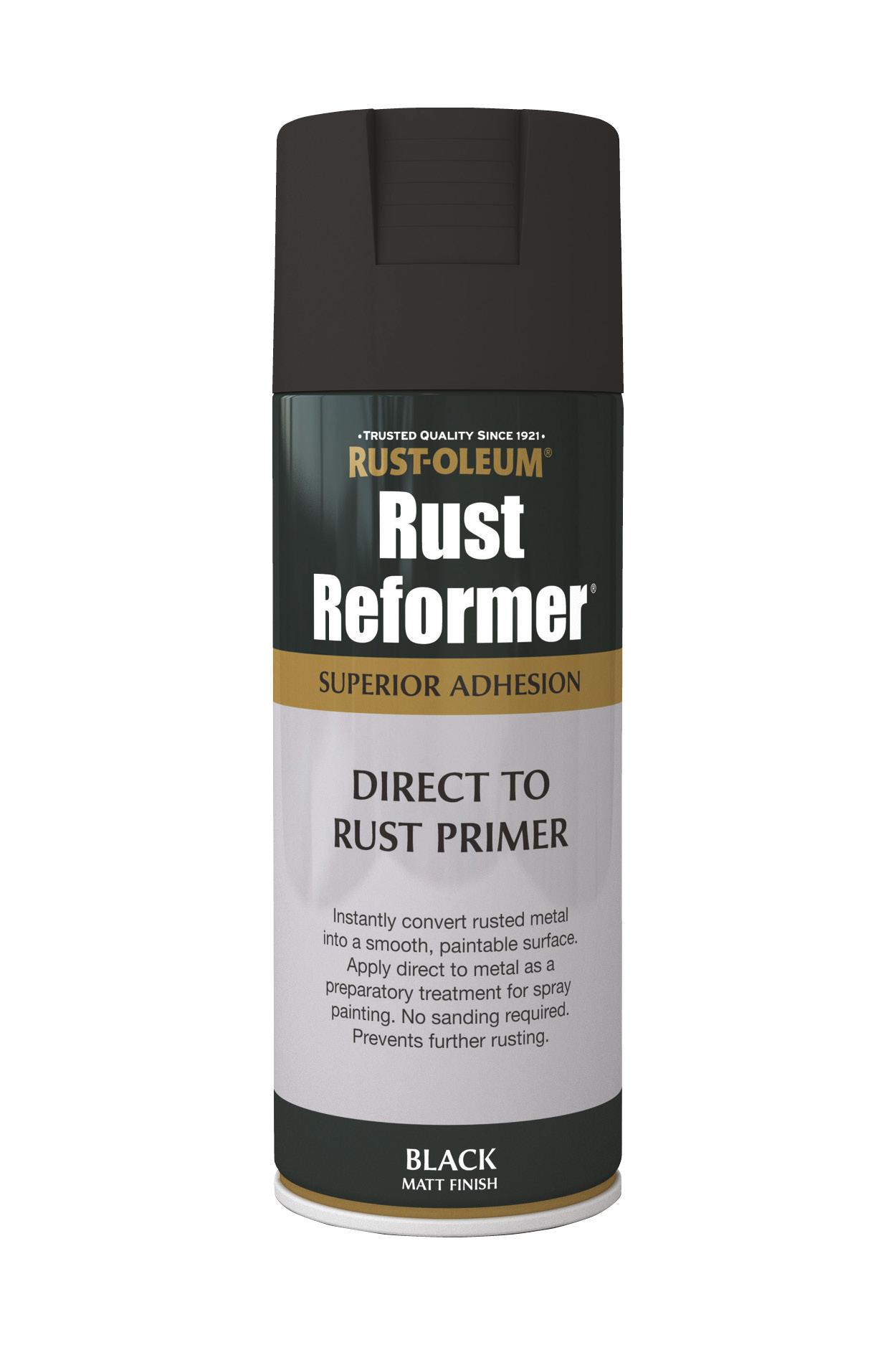 Rust Reformer