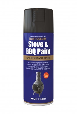 Stove & BBQ Paint 400ml