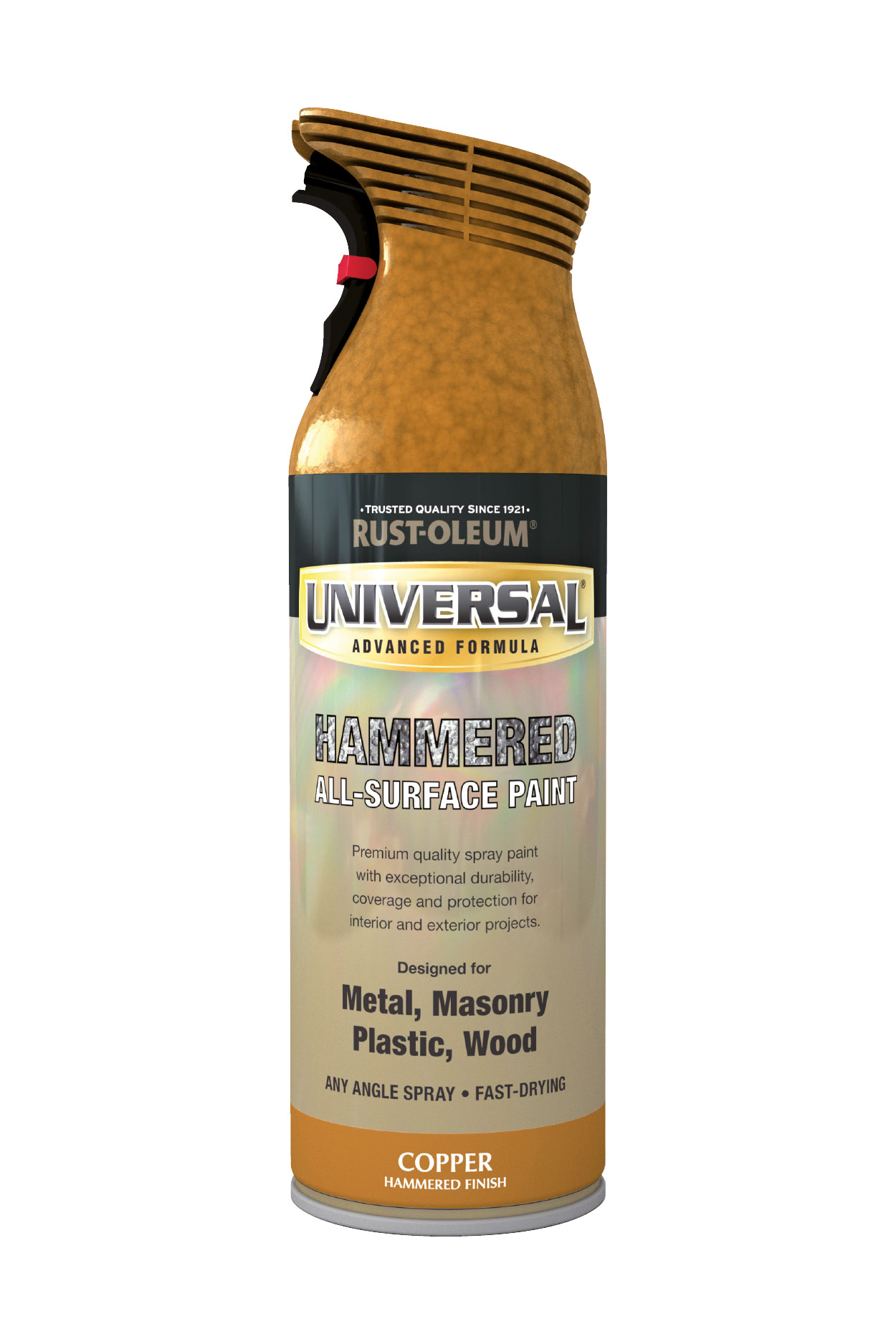 Universal Hammered All-Surface Spray Paint 400ml