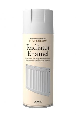 WhiteSatinRadiator
