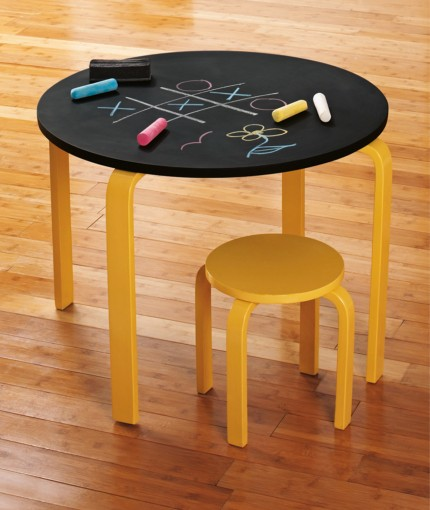 Chalkboard Paint - Chalkboard Paint Table