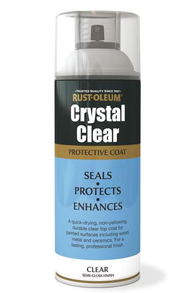 Crystal Clear Semi Gloss