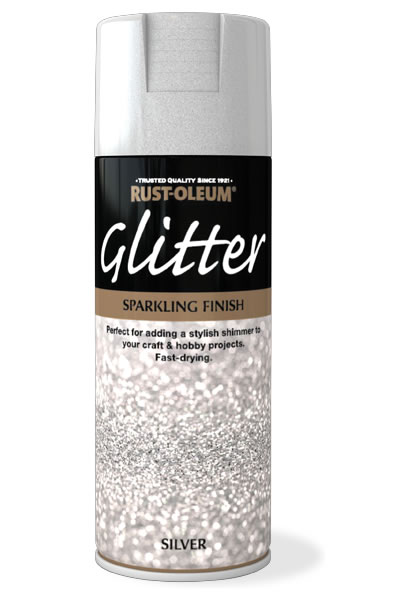 Glitter rustoleum spray paint for Fast drying craft paint
