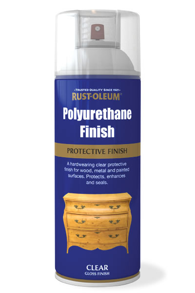 Polyurethane Finish Rustoleum Spray Paint