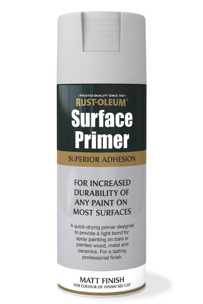 Surface Primer Grey Matt