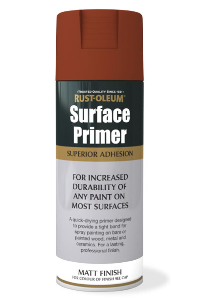 Surface Primer Red Matt