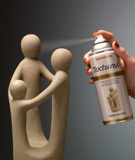 Textured - textured spray