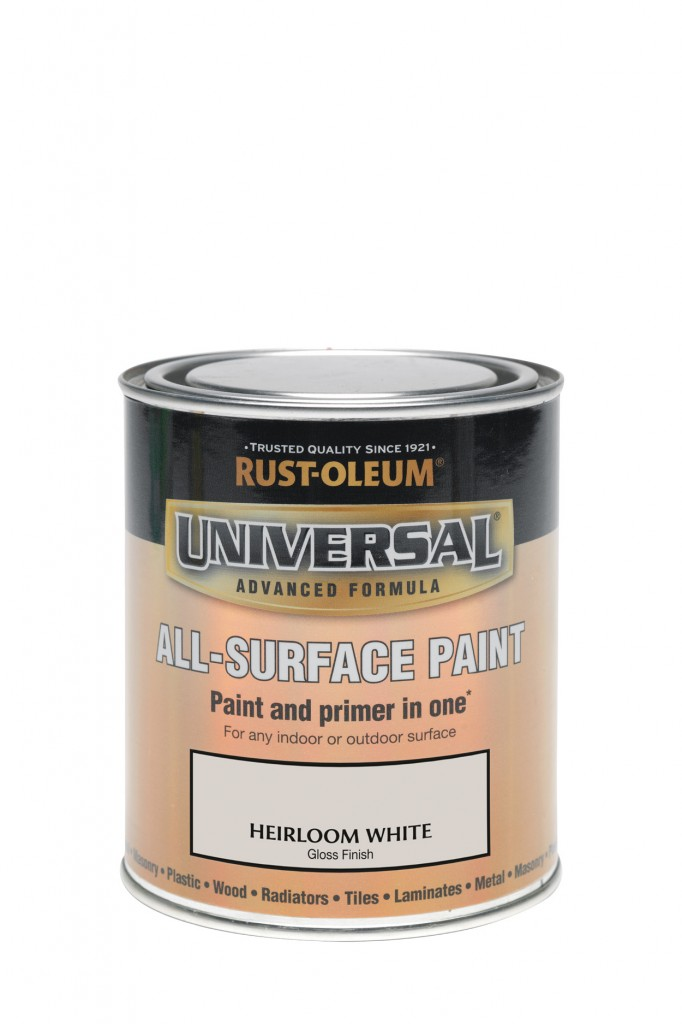 Universal All Surface Paint Brush 187 Rustoleum Spray