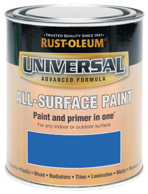 Universal All-Surface Paint Cobalt Blue