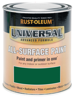 Universal All-Surface Paint Emerald Green
