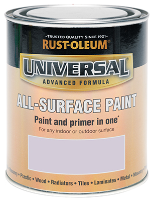 Universal All-Surface Paint Misty Grey