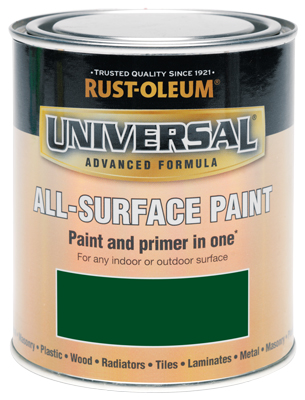 Universal All-Surface Paint Racing Green
