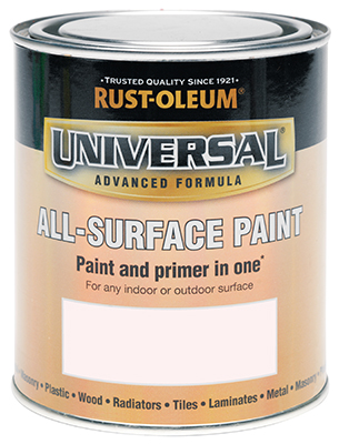 Universal All-Surface Paint Rose