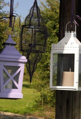 Outdoor Lanterns