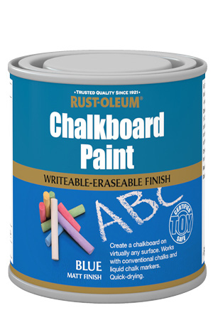 Chalkboard Paint Blue 250ml