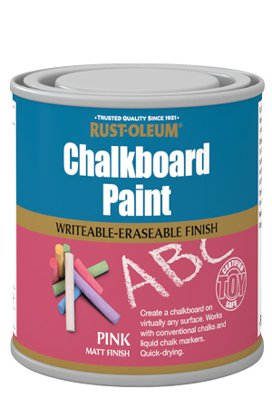 Chalkboard Paint Pink 250ml