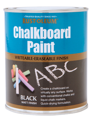 Chalkboard Paint 750ml
