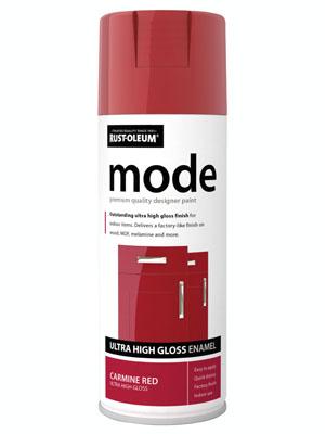 Mode Carmine Red