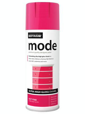 Mode Hot Pink