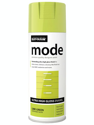 Mode Lime Green