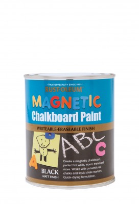 Magnetic Chalkboard Paint 750ml