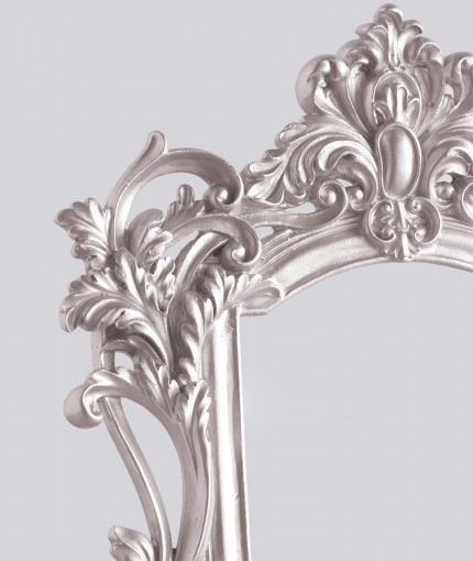 Metallic (Brush) - Metallic Silver Picture Frame