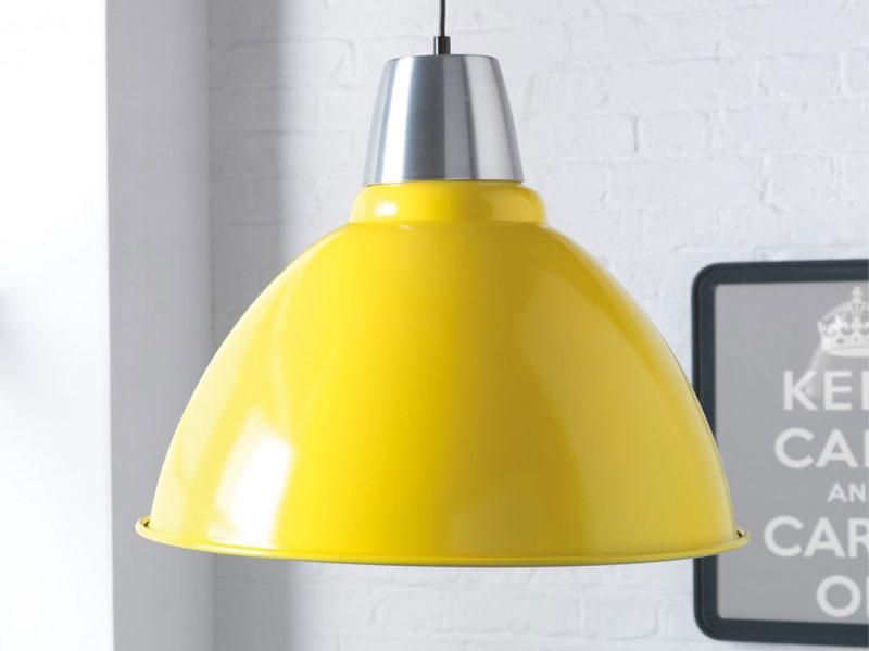 Glossy Kitchen Lampshade