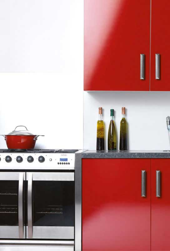 A High Gloss Kitchen, Straight Out Of A Can