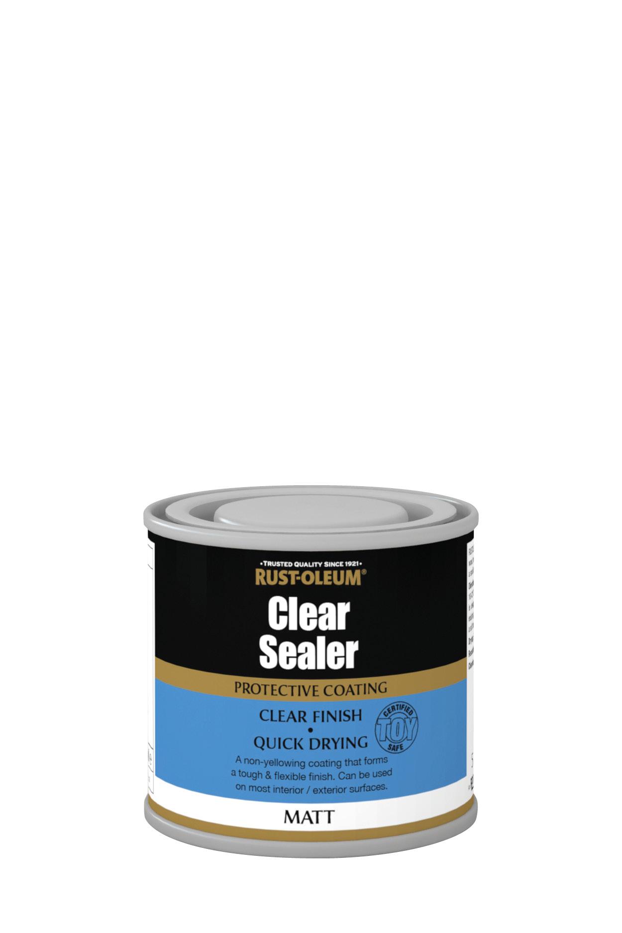 Clear Sealer 125ml
