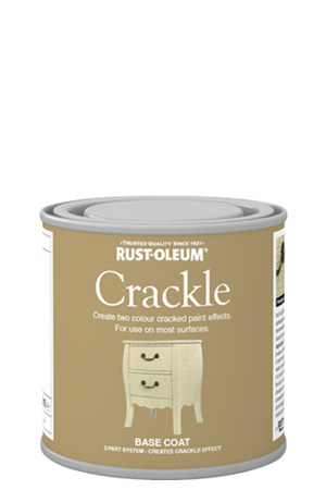 Crackle Paint (base coat)