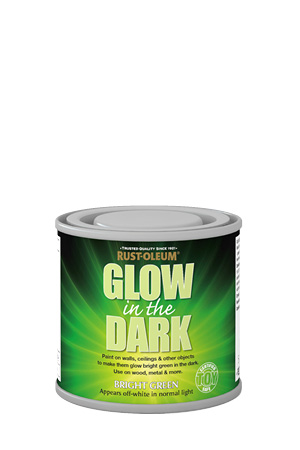 Glow in the dark brush rustoleum spray paint www - Rust oleum glow in the dark paint exterior collection ...