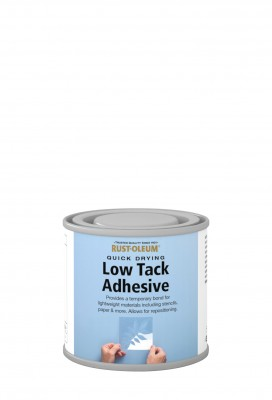 Low Tack Adhesive 125ml