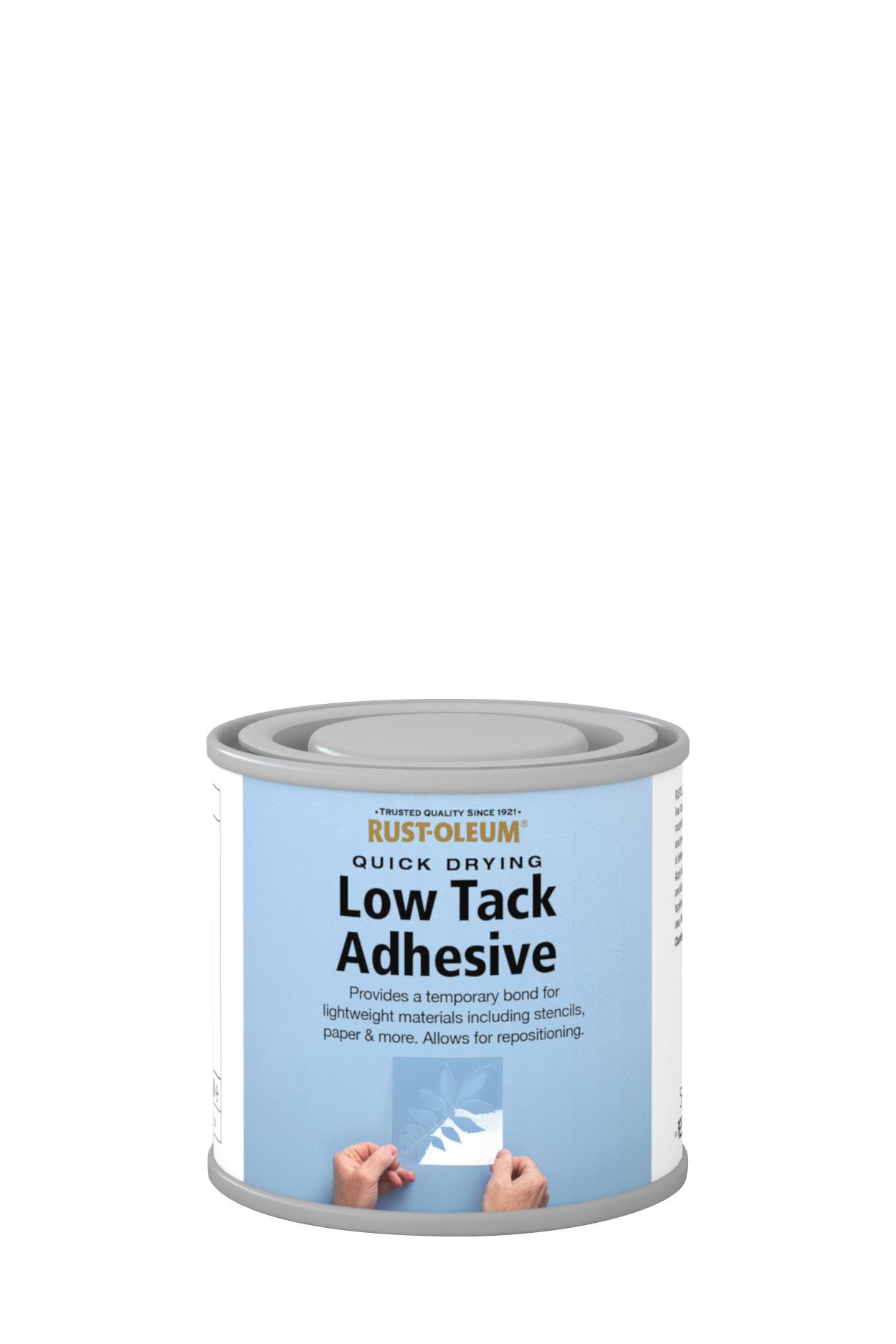 Low Tack Adhesive 125ml